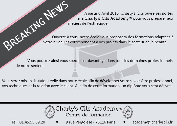 annonce centre formation